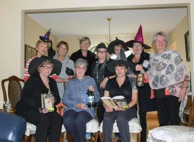 Book Club October 2017