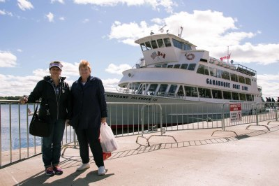 1000 Island Cruise September 28