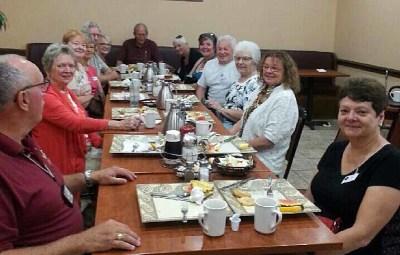 Breakfast Club September 2017