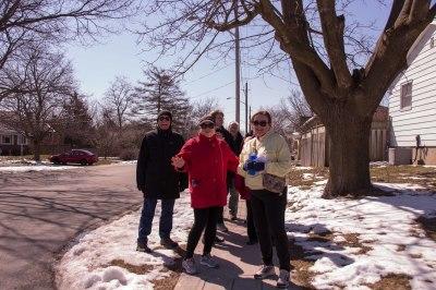 Urban Walking Group
