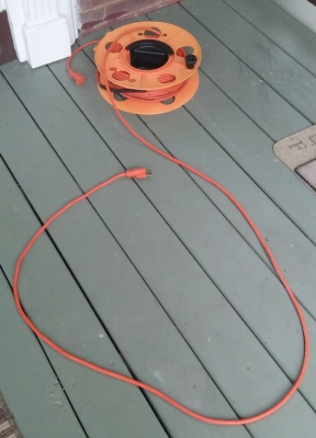 That Outdoor-Indoor Long Extension Cord