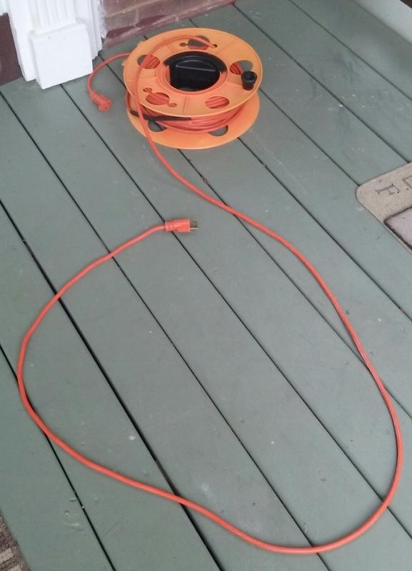 That Outdoor-Indoor Long Extension Cord