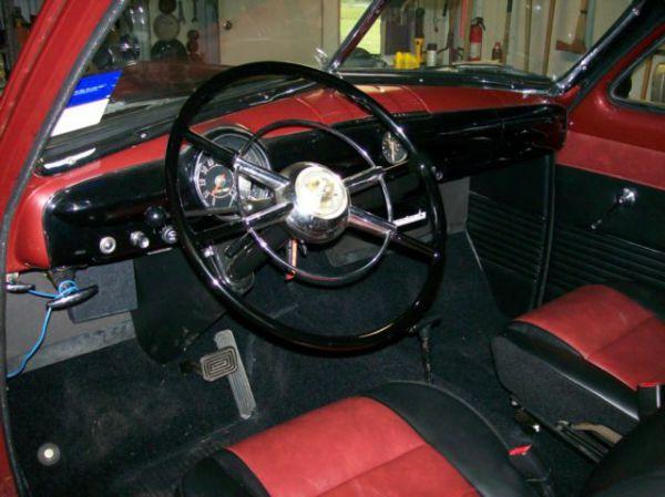 50 Ford Crestliner