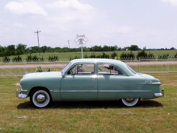 50 Ford Tudor
