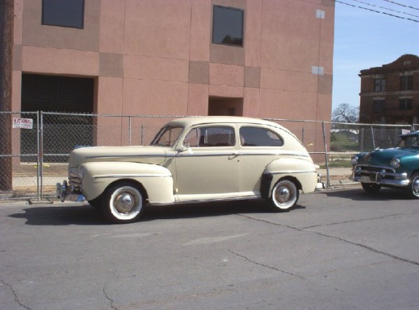 48 Ford Tudor