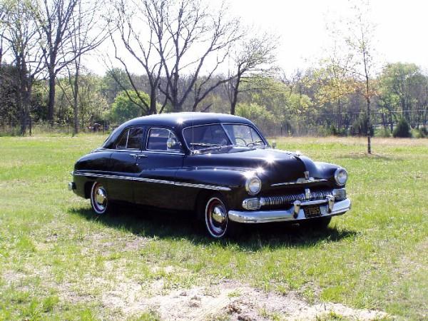 50 Mercury Sport Sedan