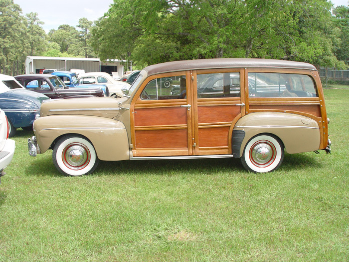 47 Ford Stationwagon (Woody)