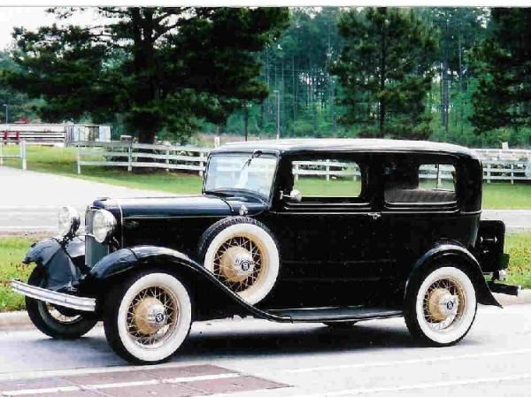 32 Ford Tudor