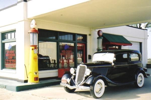34 Ford Tudor