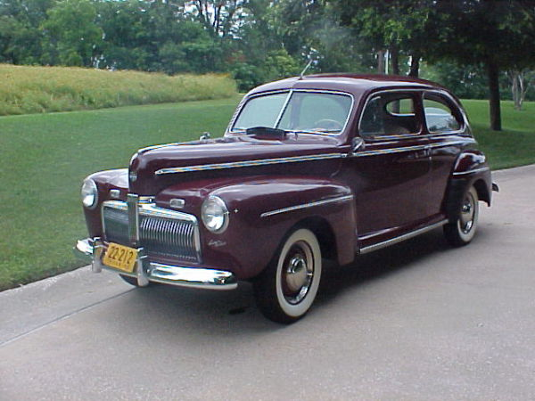 42 Ford Tudor