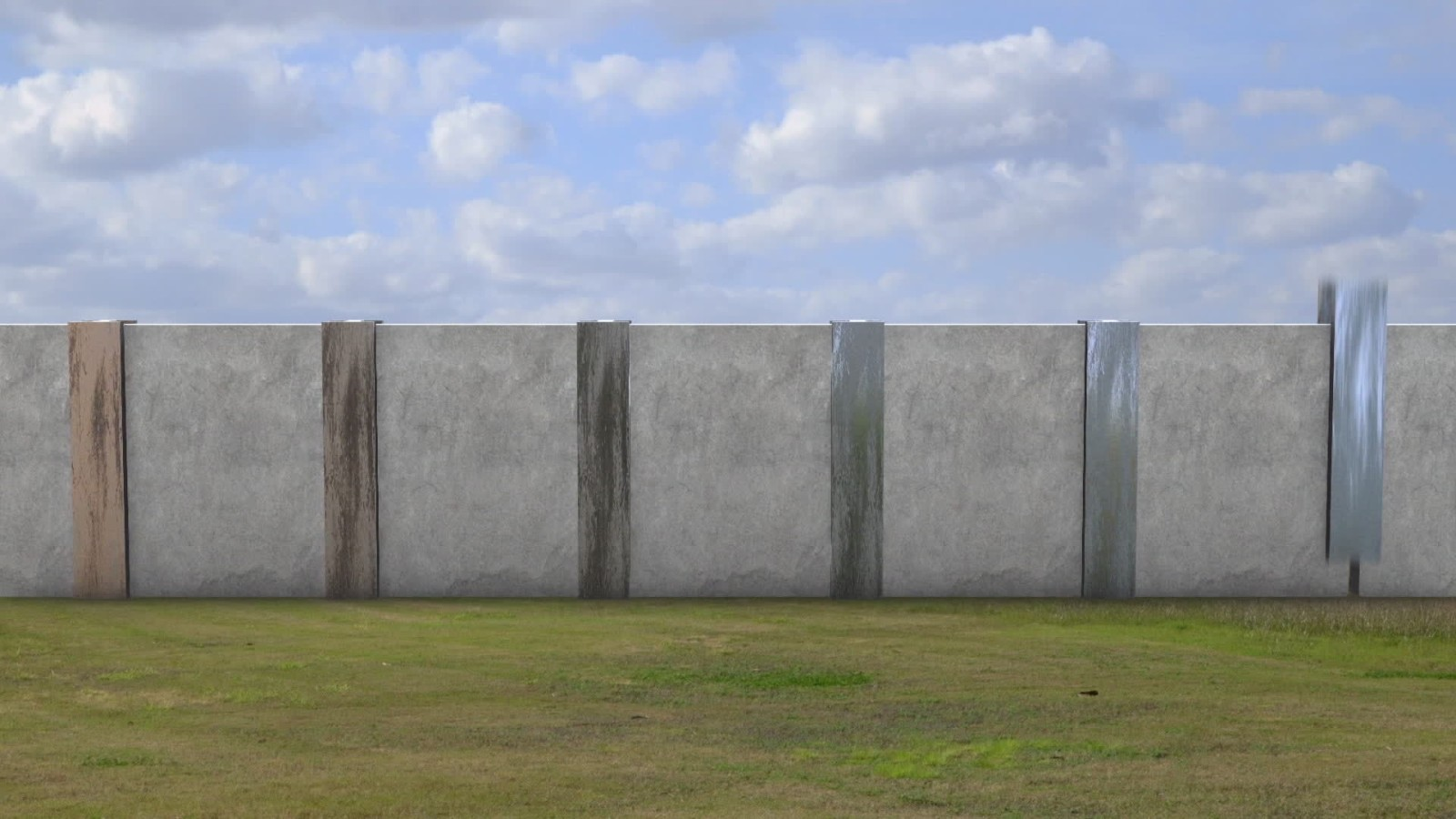 We Cannot Let Trump Build A Wall Along Our Mexican Border