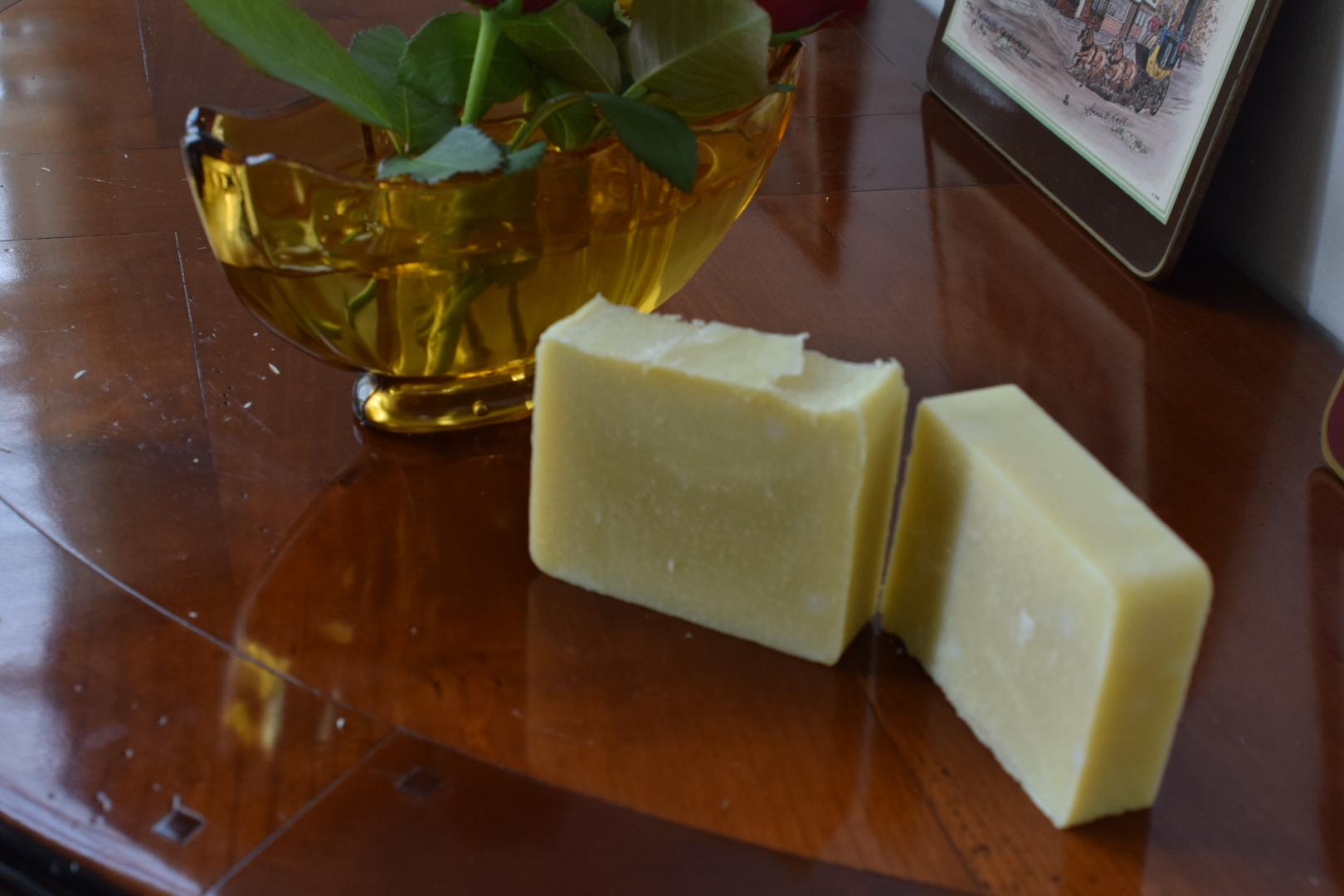 verbena aromatherapy soap artisanal