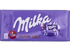 Milka Alpine Milk Cream
