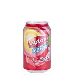 Lipton Ice Tea Red