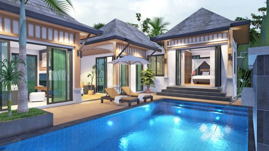 Simple Tips To Buy A Pool Villa