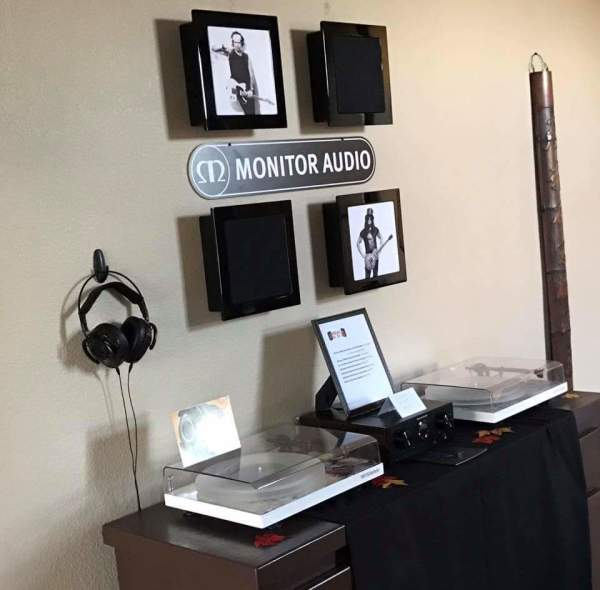Monitor Audio Sound Frame
