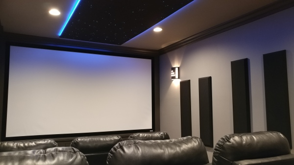 Home Dolby Atmos Theater