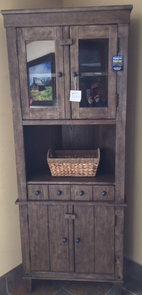 Klaussner Cabinet was $1,199.95 NOW $899.95