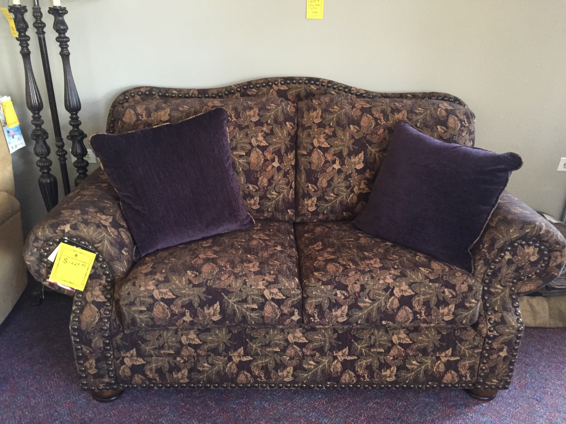 Best Craft Loveseat (Gunnison Brown) was $1229.95 NOW $99.95