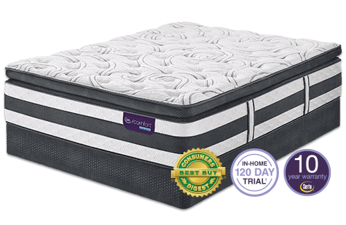 Serta iComfort Hybrid Advisor PST *BLOWOUT* WAS $1899.00