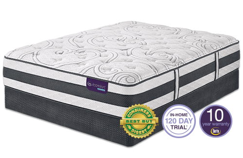 Serta iComfort Hybrid Applause 11 PS Set- $799.00-$1899.00
