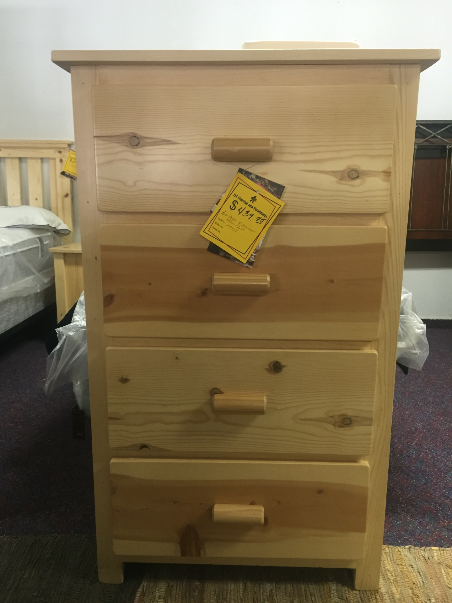 Pine Chest- WAS $329.95 NOW $263.95