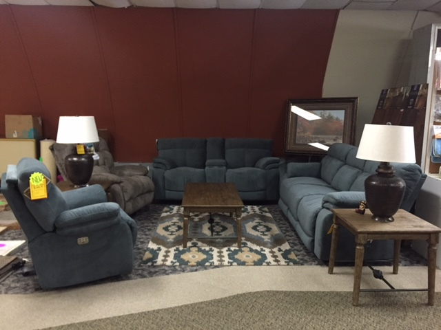 Lane Power Recliner with Power Headrest- $899.95 Lane Power Love Seat- $1549.95 Lane Power Sofa- $1599.95