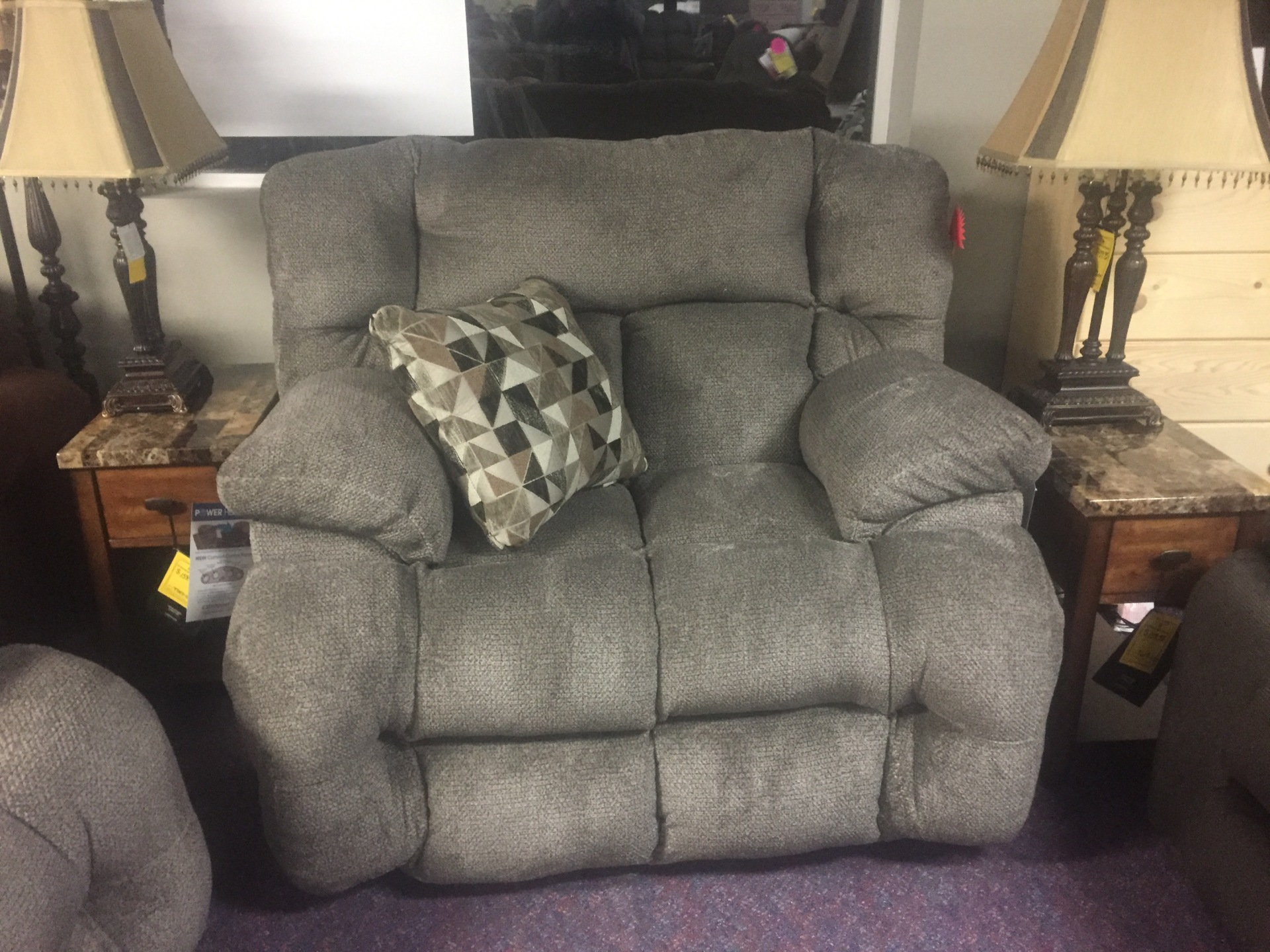 CATNAPPER BRICE OVER SIZED CHAIR- $999.95