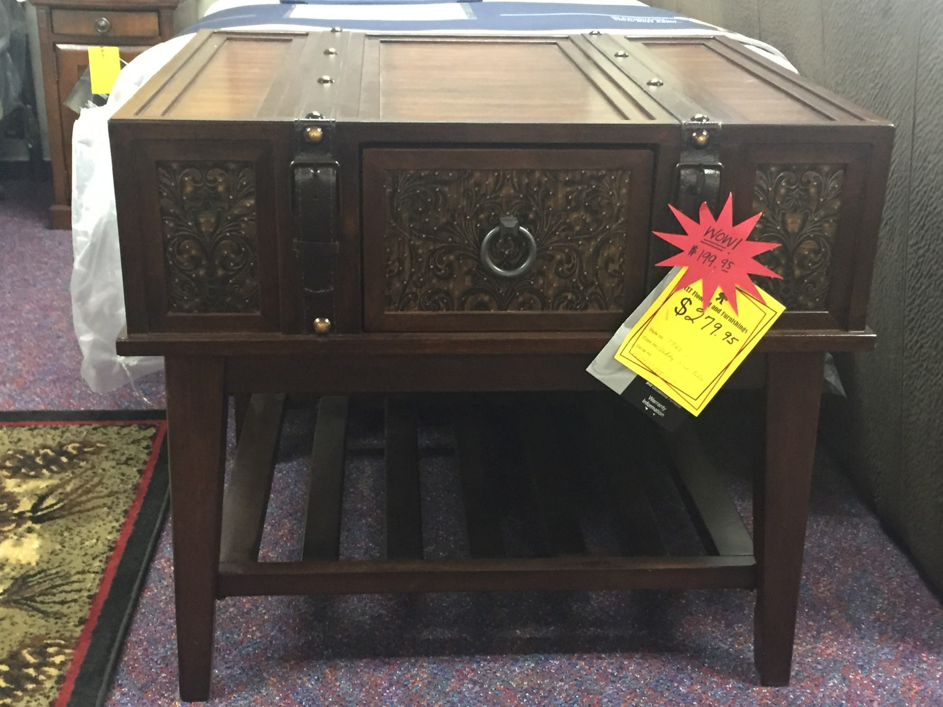 Ashley End Table was $279.95 NOW $199.95