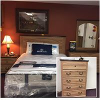 Perdue Queen5 piece Bedroom set was $999.95 NOW $799.95