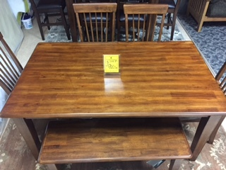 Ashley Dinning Table- $799.95