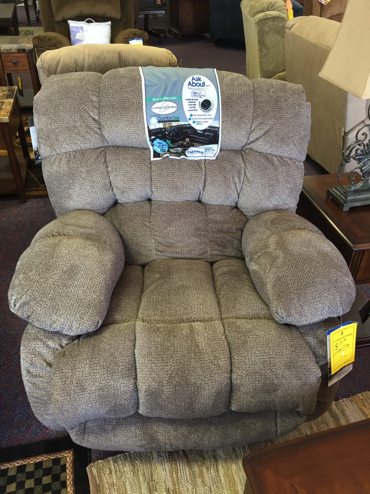 Catnapper Daly Rocker Recliner- $549.95