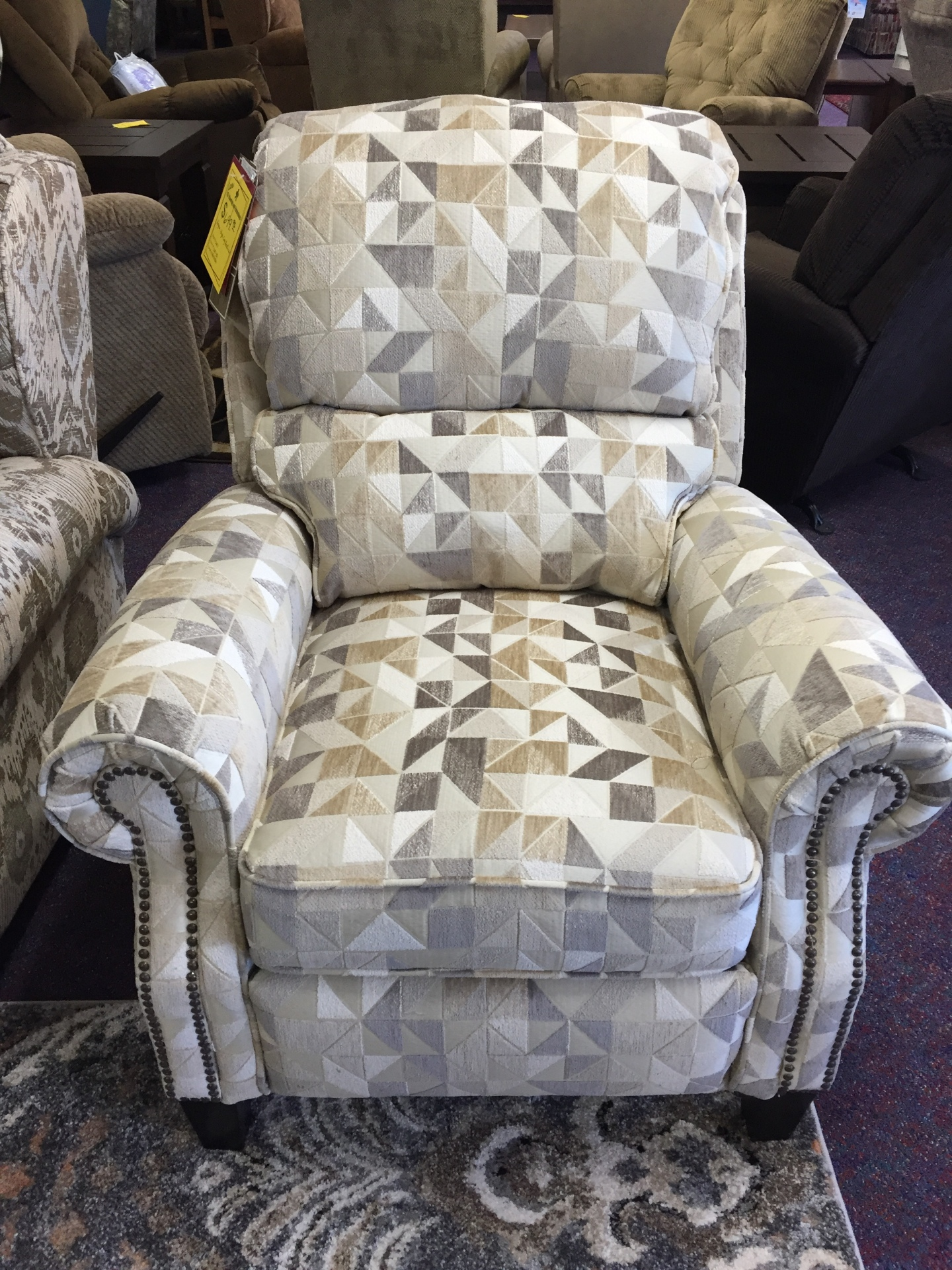 Lane Hogan High-Leg Recliner- $699.95
