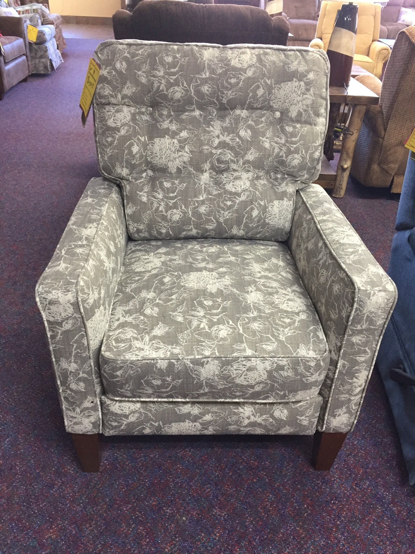 Lane Charlie High-Leg Recliner- $599.950