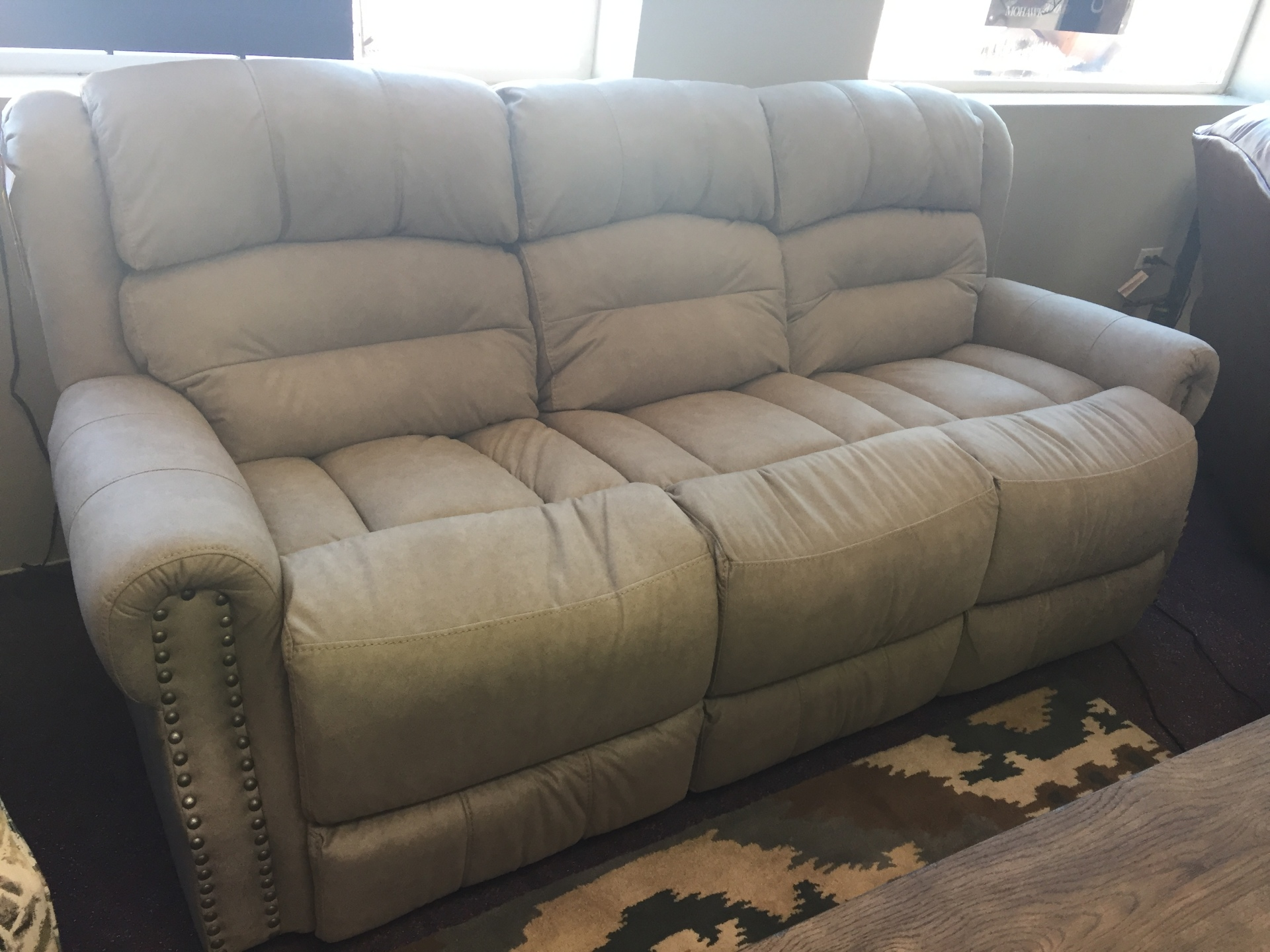 Lane Power Double Reclining Sofa- $1749.95