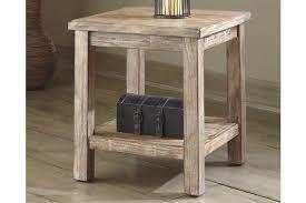 ASHLEY END TABLE- $159.95