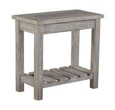 ASHLEY END TABLE- $139.95