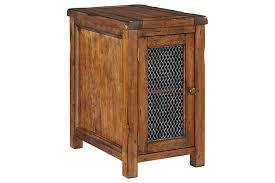 ASHLEY END TABLE- $279.95