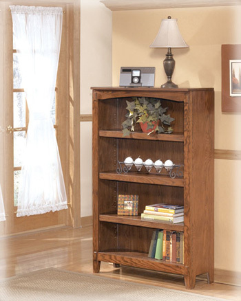 ASHLEY MEDIUM BOOKCASE- $299.95