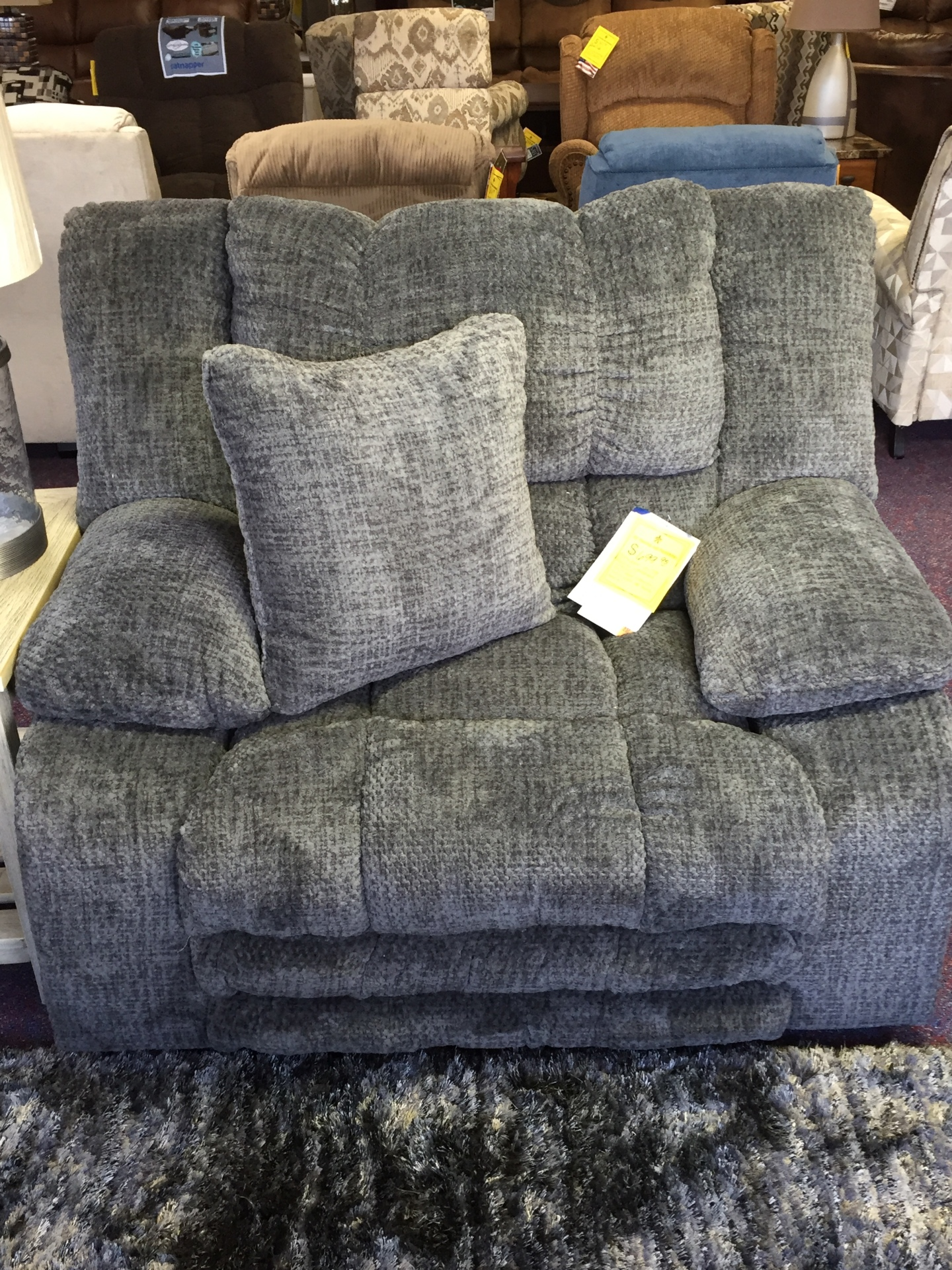 CATNAPPER BRANSON OVERSIZED CHAIR- $699.95 NOW ONLY $560.00
