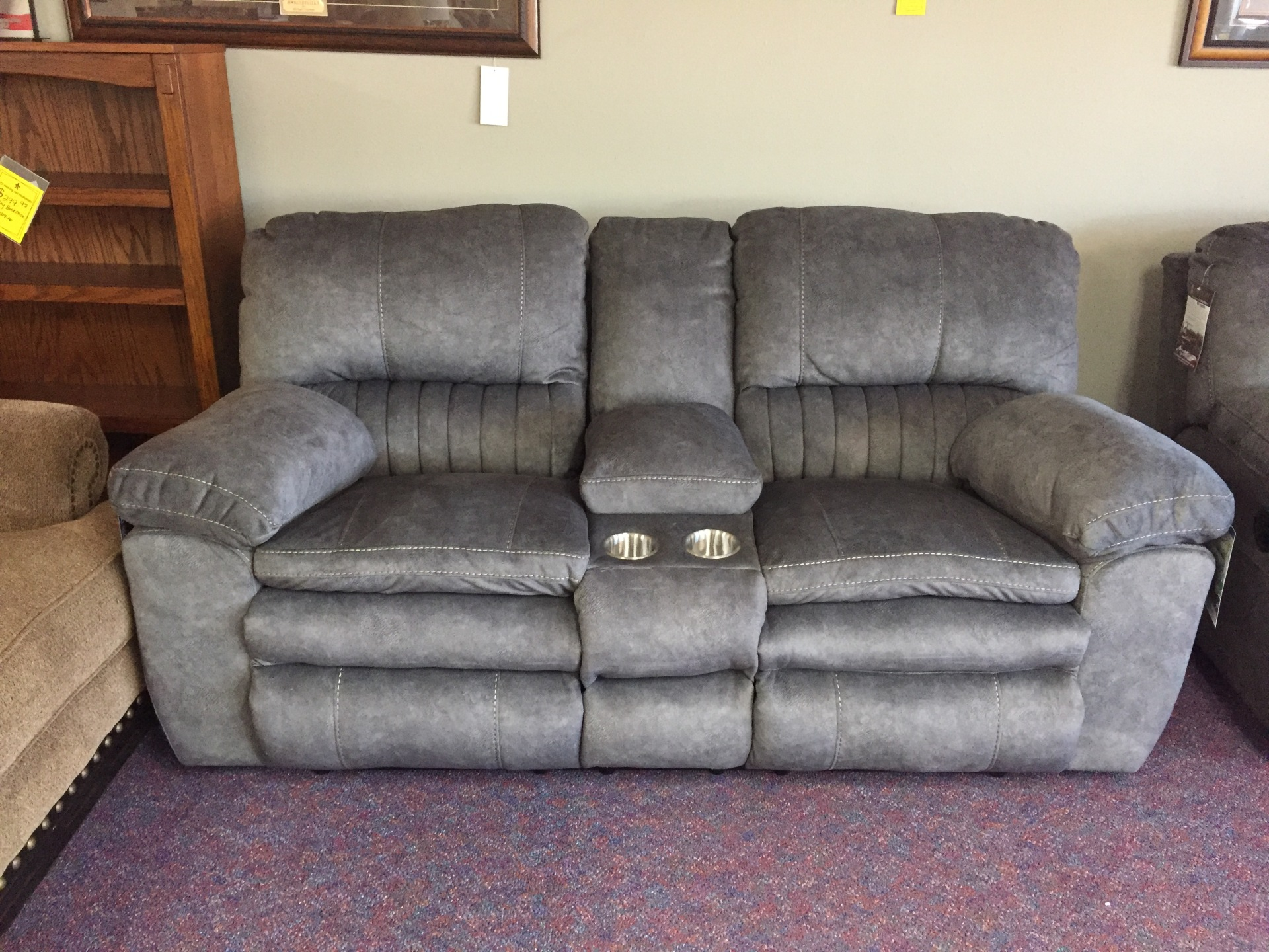 CATNAPPER REYES LOVE SEAT- $949.95
