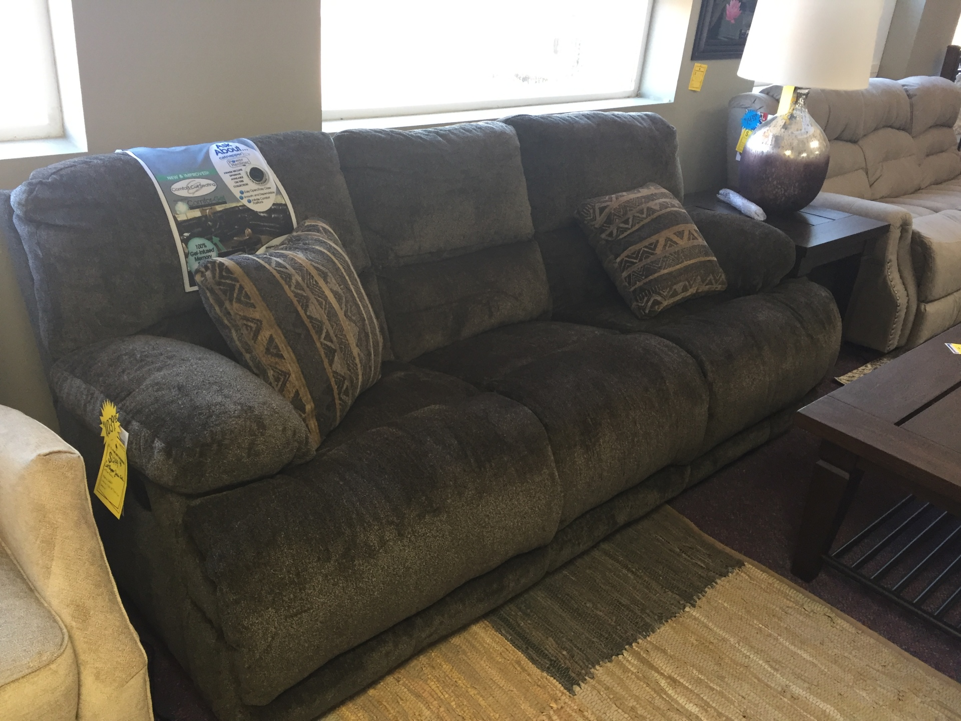 CATNAPPER JULES RECLINING SOFA- $999.95
