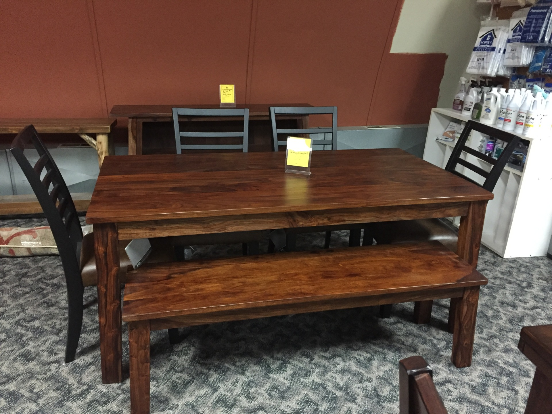 Ashley Dining Set- $1299.95