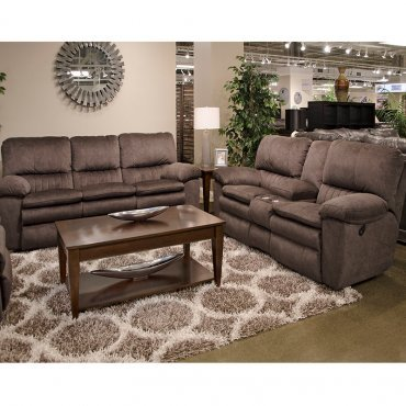 Catnapper Reyes Reclining Sofa & Love Seat
