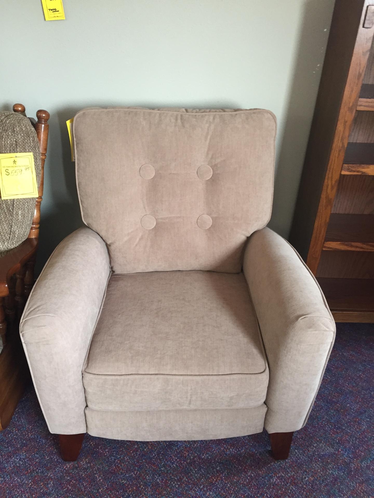 Lane High Leg Reclining Chair- $399.95 NOW ONLY $339.95
