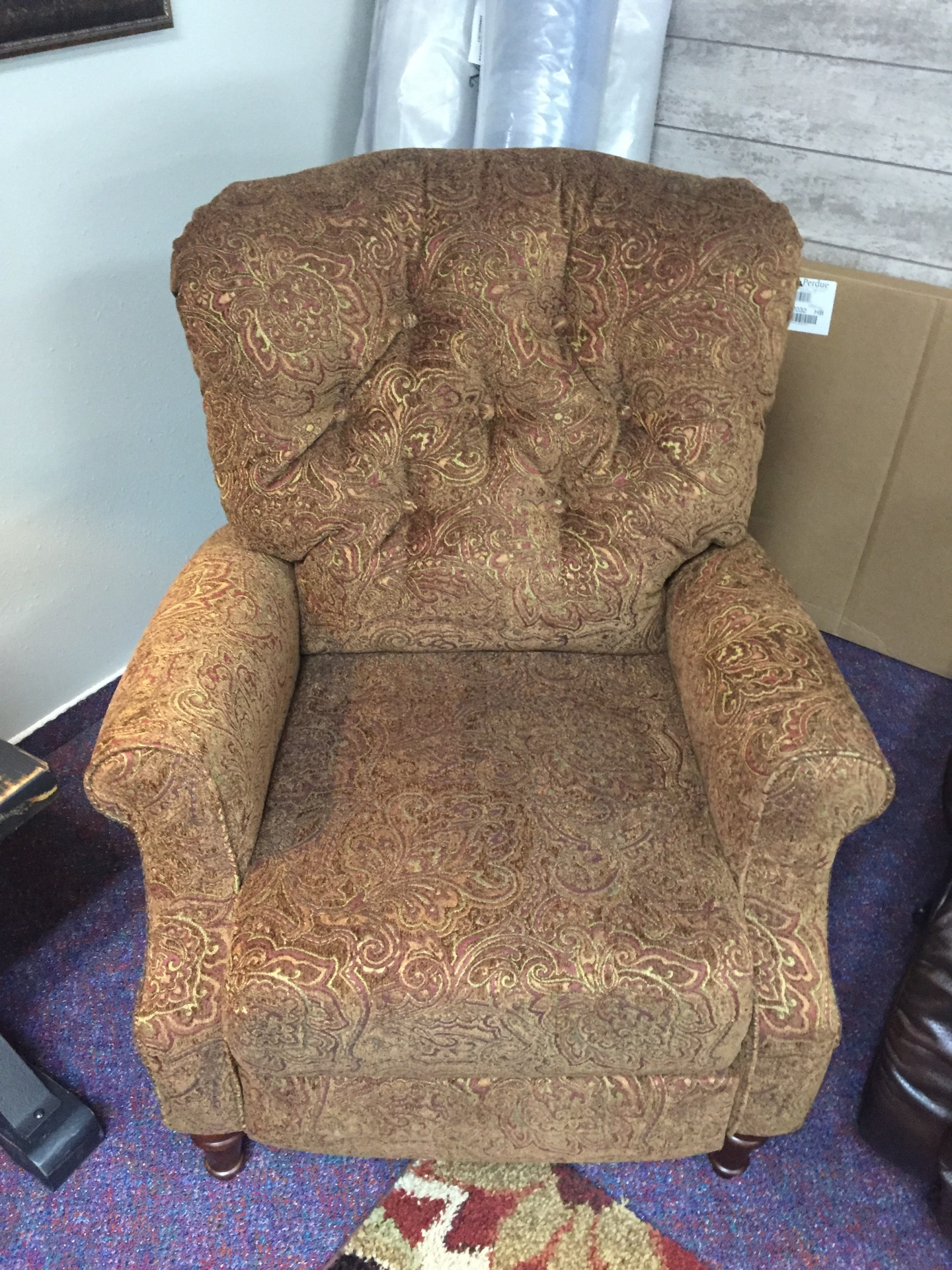 Lane Accent Chair- $399.95