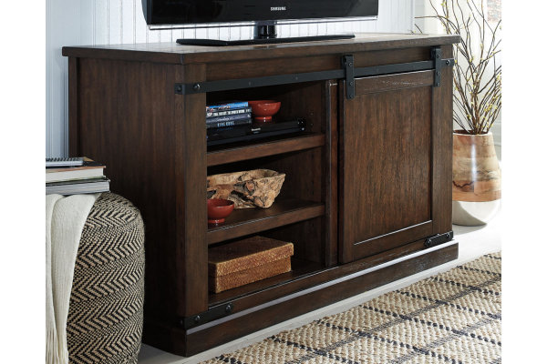 BUDMORE ASHLEY TV STAND- $449.95