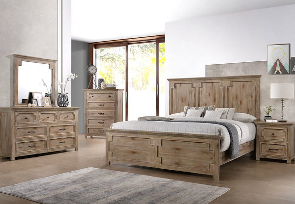 LANE SANTE FE QUEEN BEDROOM SET