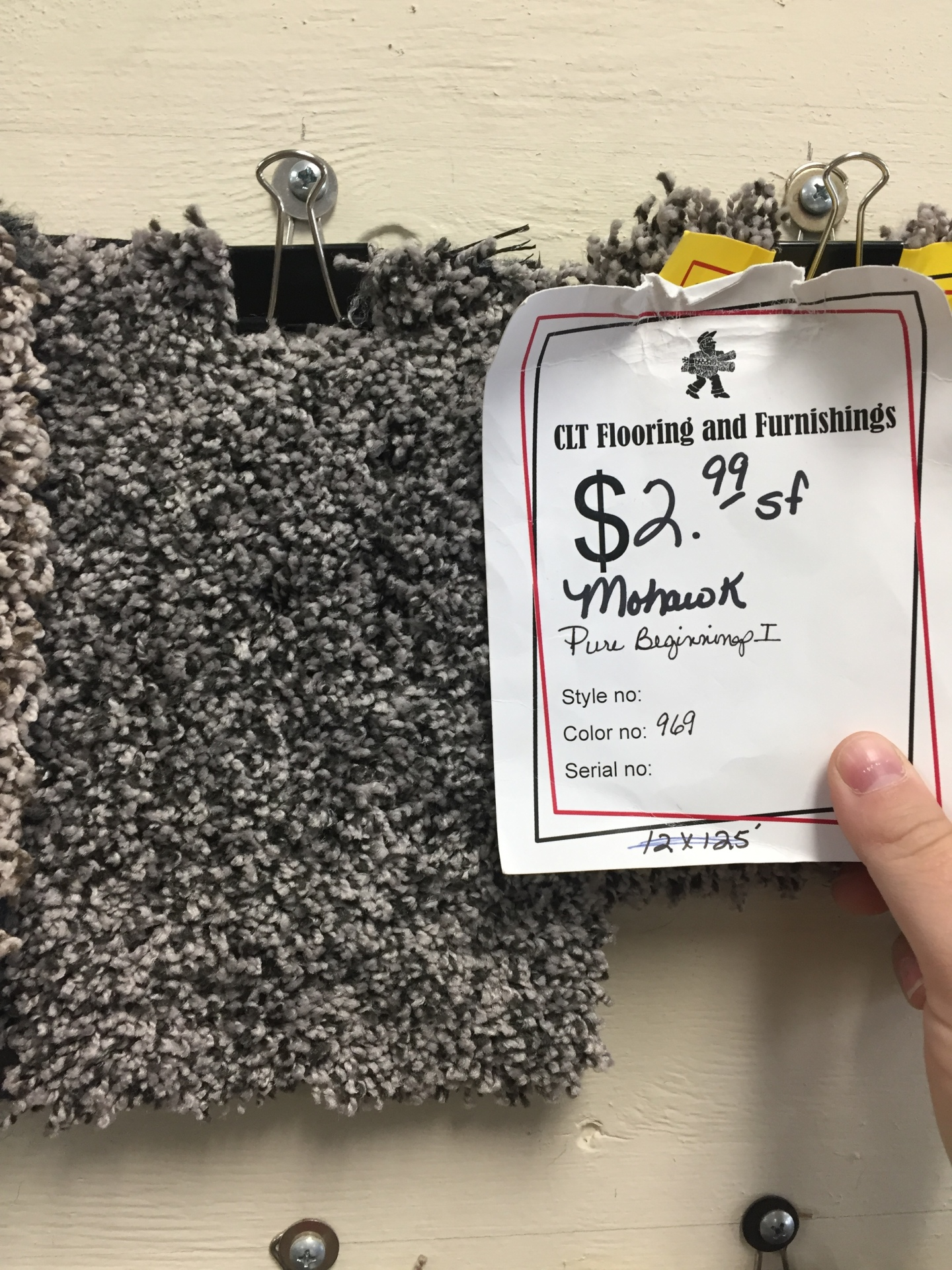 MOHAWK SOFT BREEZE 2 $2.99 SF