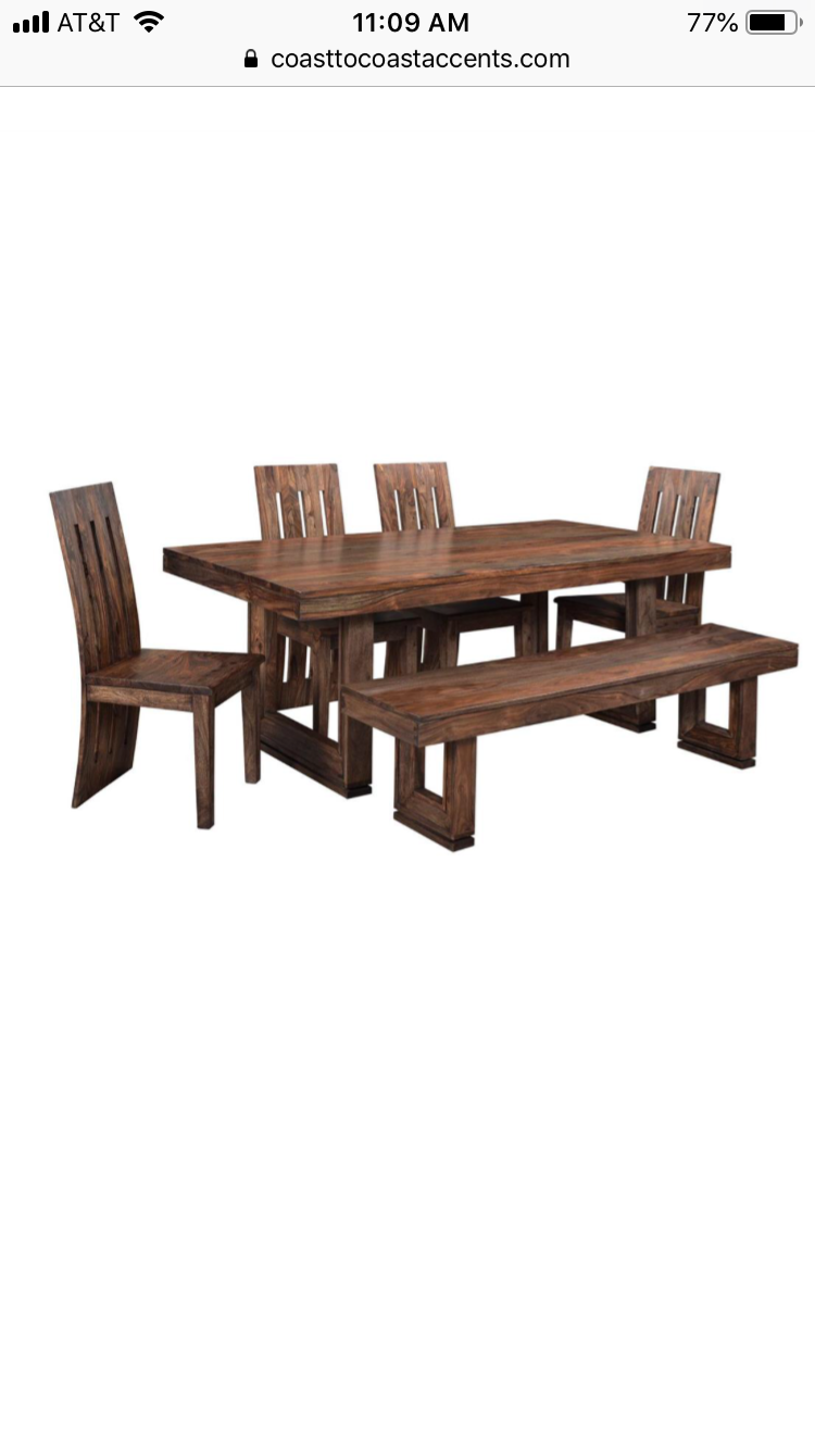 COAST TO COAST DINING SET